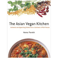 Asian Vegan Kitchen Cover