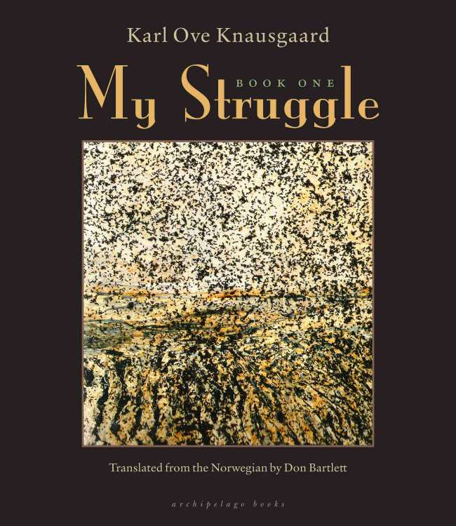 Cover of My Struggle Book One