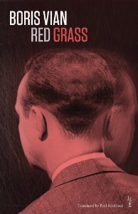 Book cover showing the back of a man's head