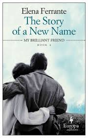 cover of story of a new name