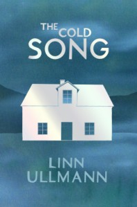 Book cover showing a house