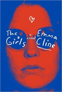 cover of The Girls, close up of a girl with long hair and sunglasses